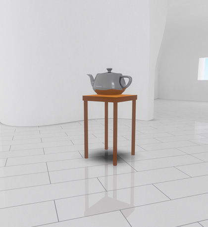 7m836 Animation and Rendering -- Thomas Krijnen